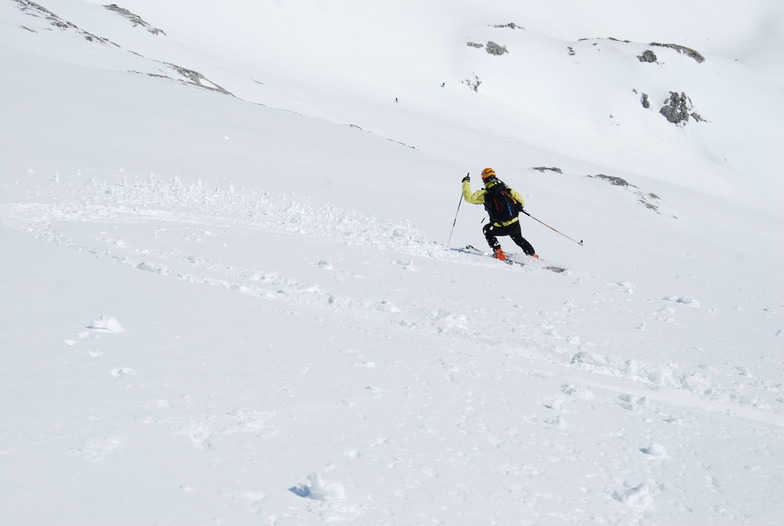 Descenso de la Padiorna, Picos De Europa