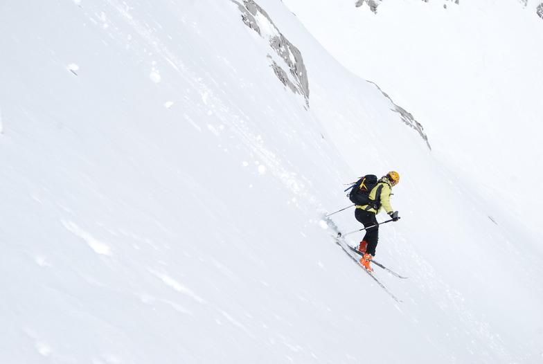 Descenso de La Padiorna-2, Picos De Europa
