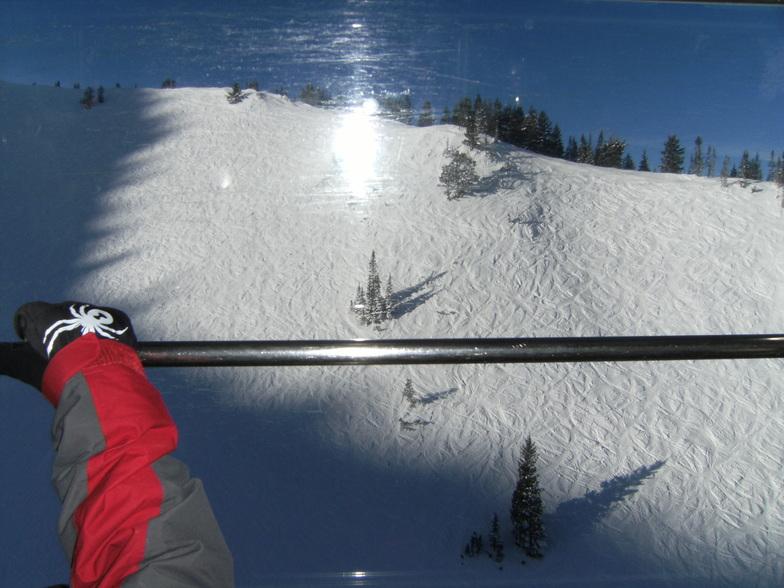 Snowbird Utah tram