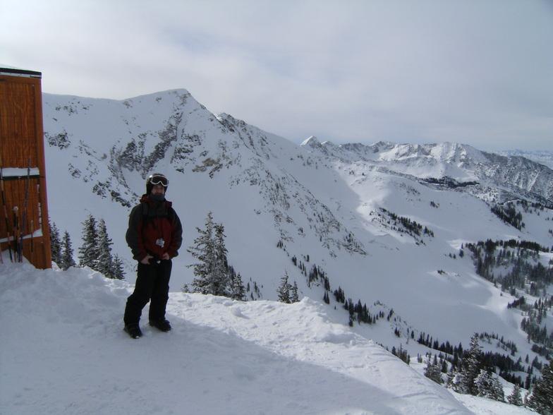Hidden Peak  11,000ft, Snowbird