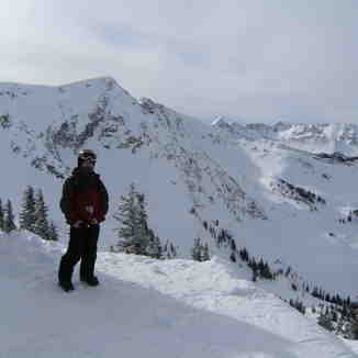 Hidden Peak  11,000ft, Snowbird