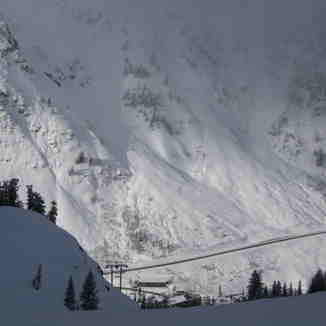 little cottonwood canyon, Snowbird