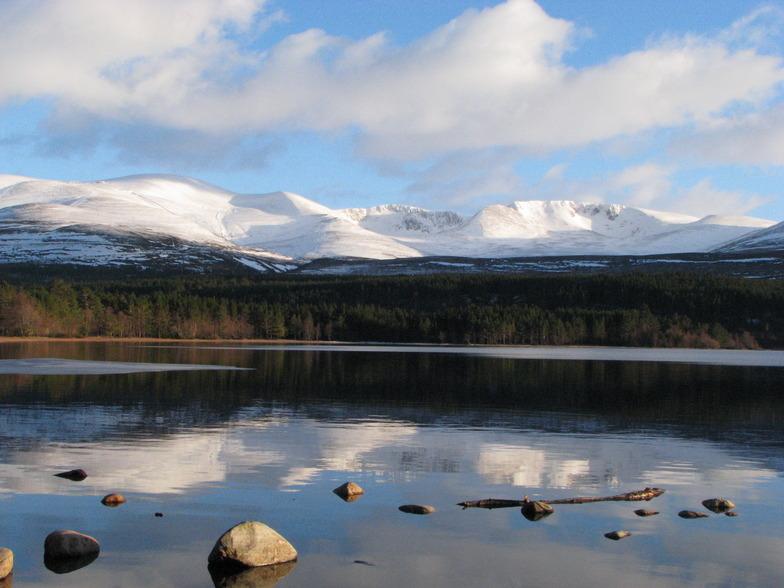 Loch Morlich & Cairngorm