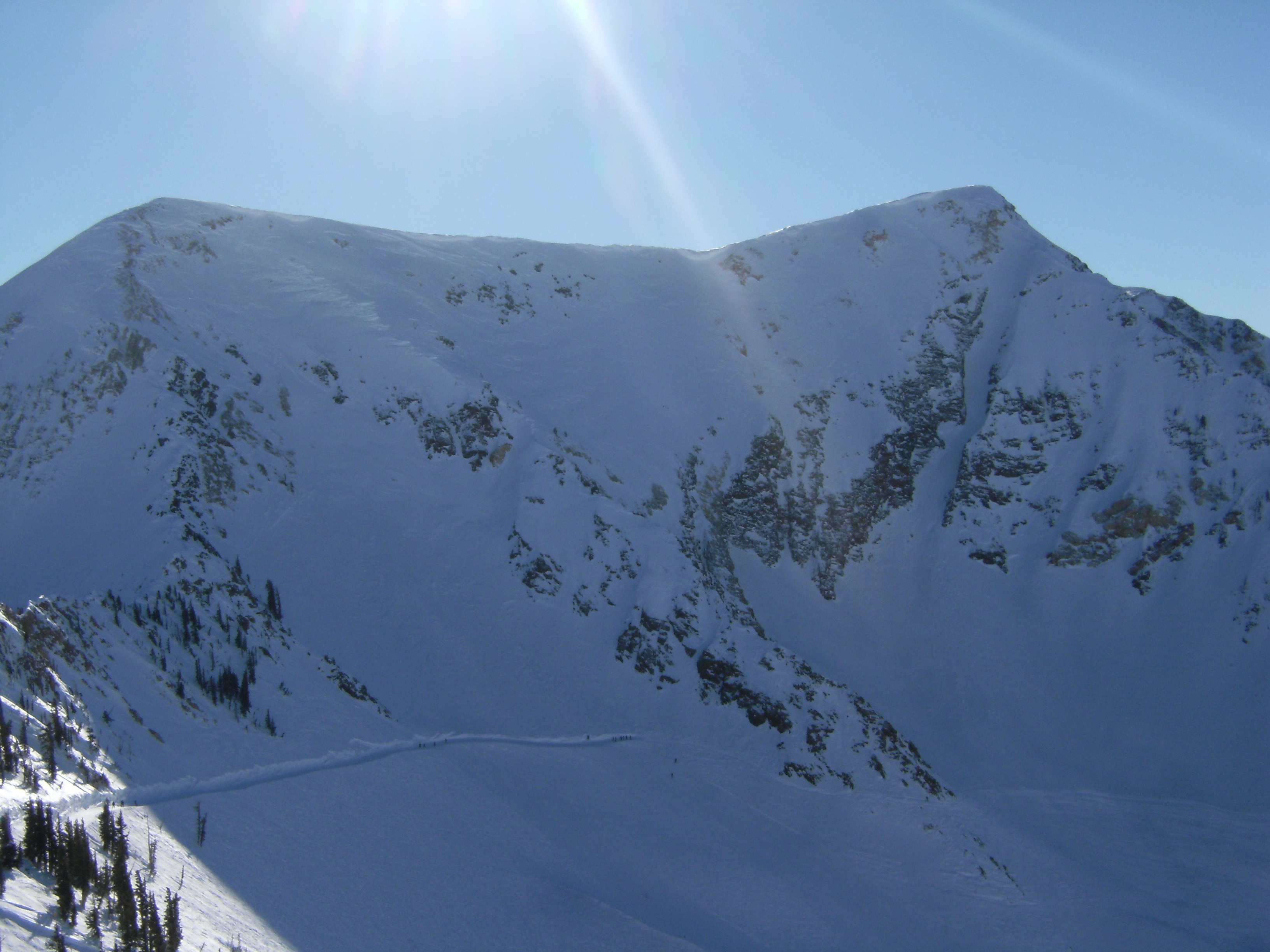 Getting Ready to drop in., Snowbird
