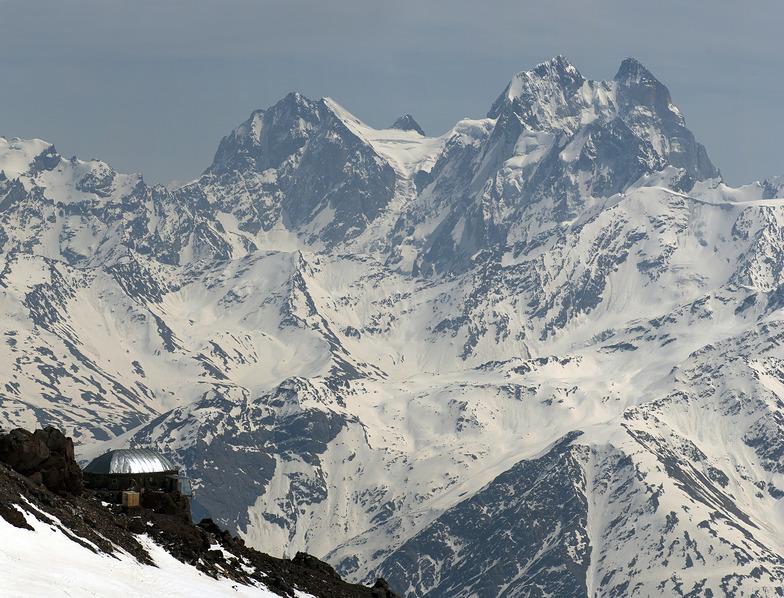 Mountain hut 11, Mt Elbrus
