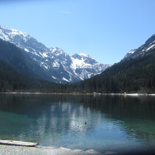 Jagersee Lake at Kleinarl, Flachauwinkl-Kleinarl