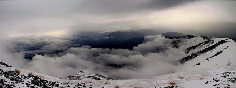 زمستان در بهار, Tochal