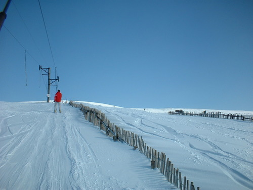 Yad Moss Ski Resort by: peter s