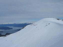 Cerro Bayo backcountry