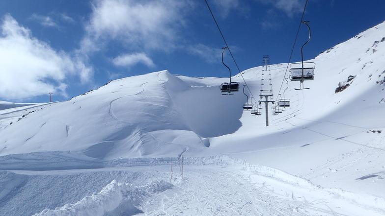 PRIMERA LINE, Nevados de Chillan