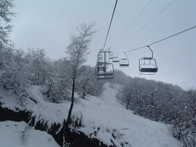 Chillan 1, Nevados de Chillan