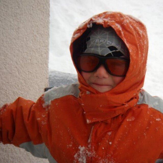 Its Cold Mum, Igls