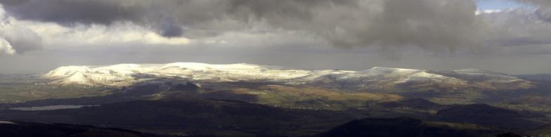 Black Mountain, Brecon Beacons, Pen-y-Fan