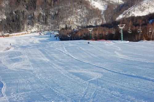 Krasiya Ski Resort by: Gojko