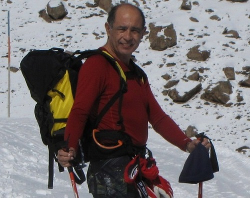 Farellones Ski Resort by: Victorio Carabelli