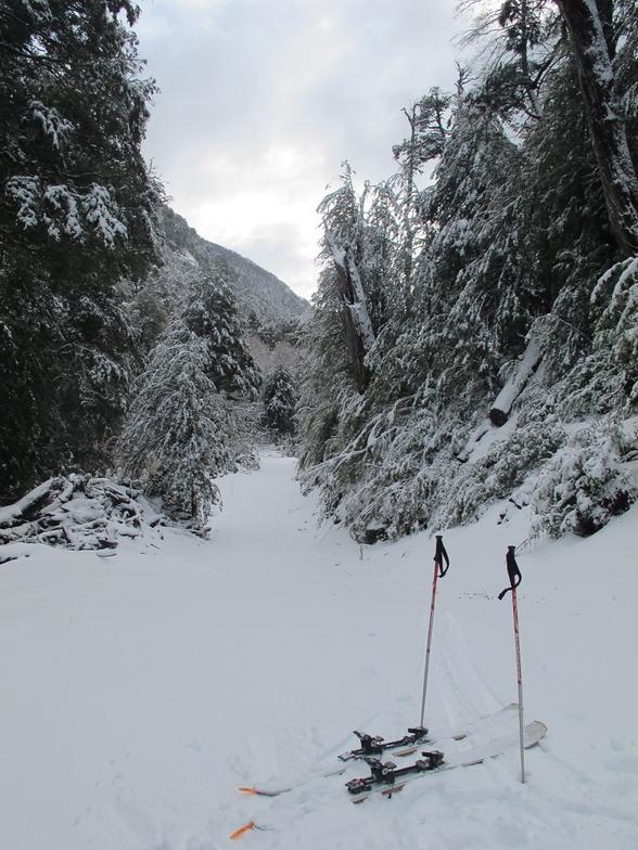 Randonee, Villarrica-Pucon