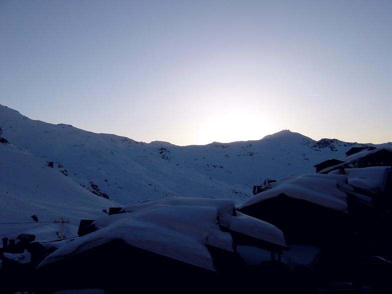 Val Thorens, afternoon!!!