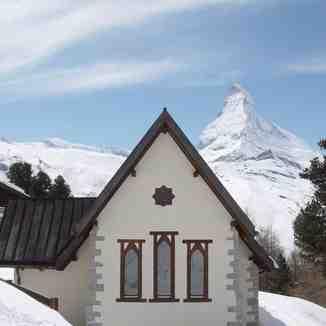 Zermatt bien vale una misa.....