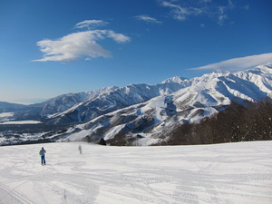 Hakuba Happou One View from Iwatake., Hakuba Iwatake photo