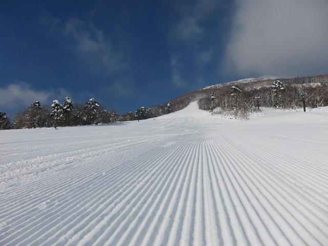 Iizuna Kogen snow