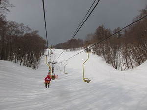 Very Small Ski Area., Kuriyamacho photo