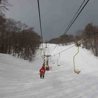 Very Small Ski Area., Kuriyamacho