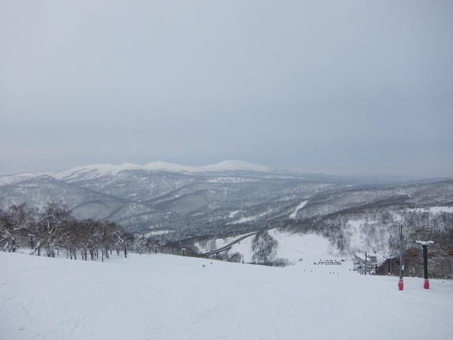 Nakayamatoge Kogen Hotel snow