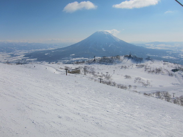 Mt.Youtei, Niseko Annupuri