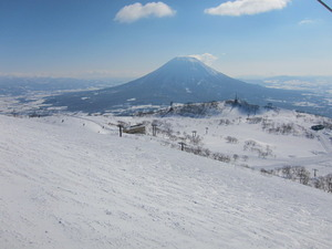 Mt.Youtei, Niseko Annupuri photo