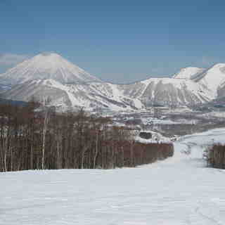 Big Ski Resort in Nippon., Rusutsu Resort