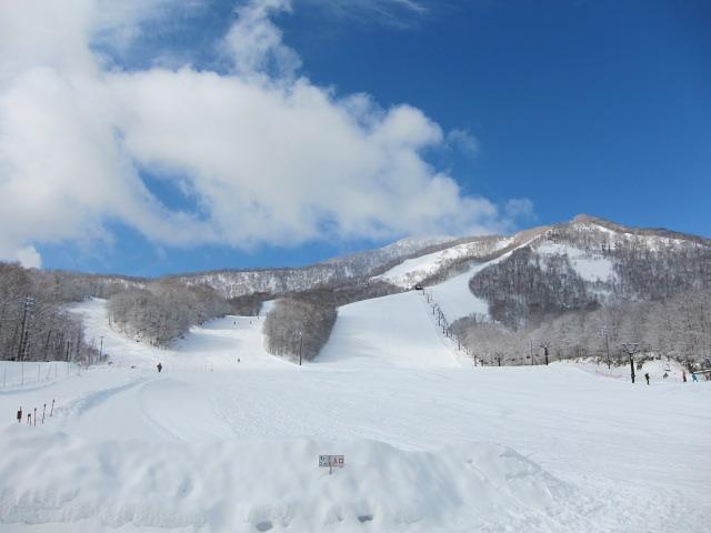 Noboribetsu Kogen Sanraiba snow