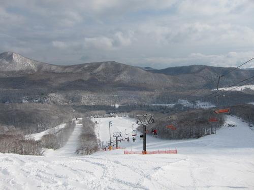 Noboribetsu Kogen Sanraiba Ski Resort by: Hiro