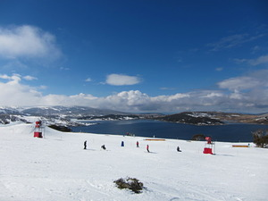Falls Creek & Lake photo