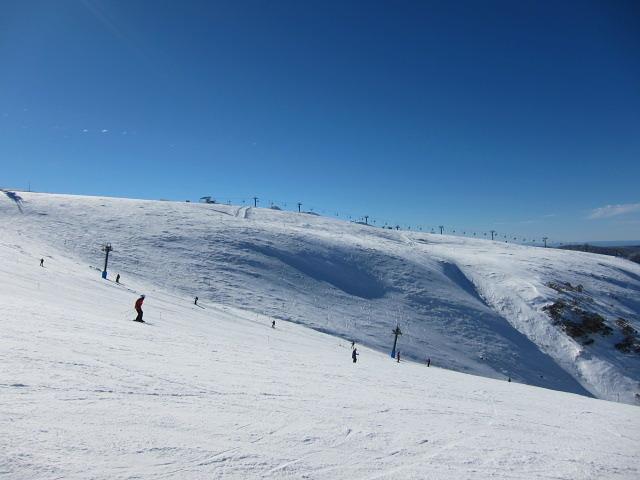 Top, Mount Hotham
