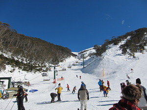 Bowl, Mount Hotham photo