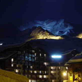 Val Thorens, night!!!