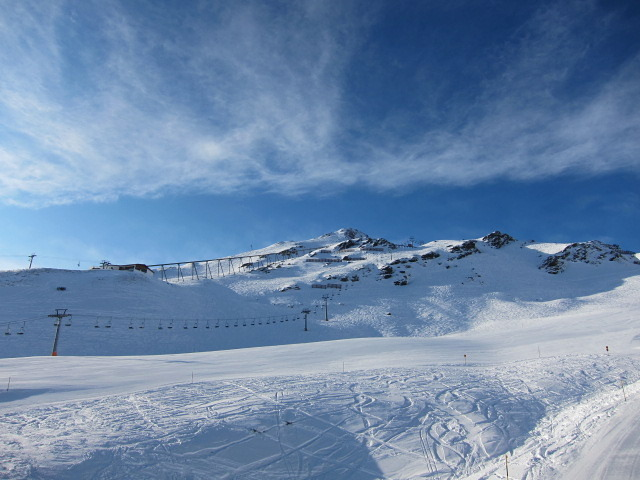 Main slope, Axamer Lizum