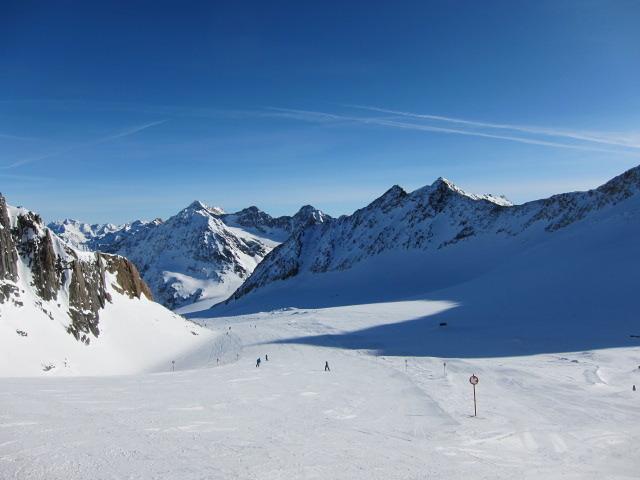 Wow, Pitztal Glacier