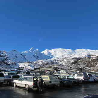 Car Parking, Whakapapa