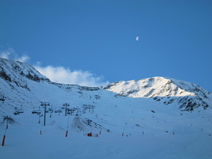 The Moon., Peyragudes photo
