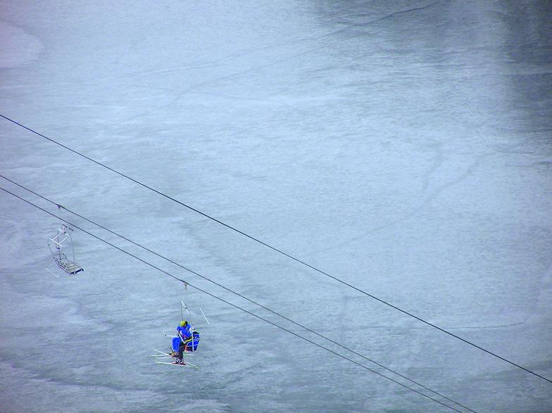 Icy lift, Portillo