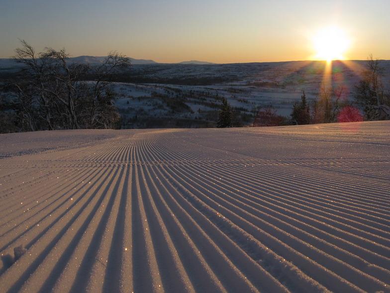 Storlien snow