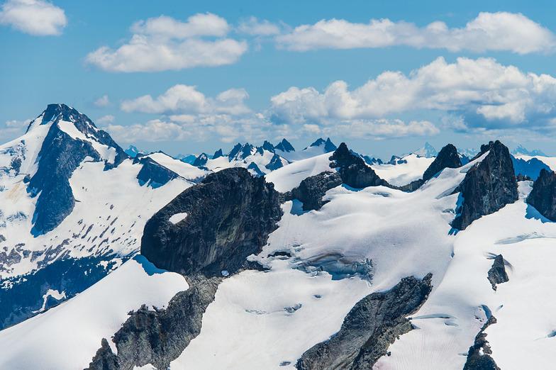 Mt. Baker Wilderness, Mount Baker