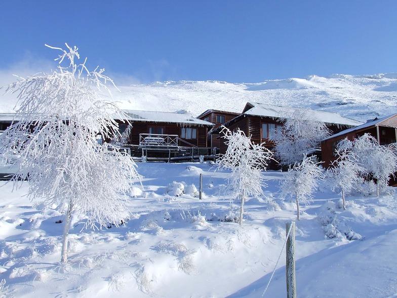 Tiffindell snow