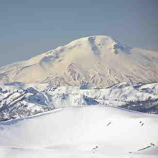 Callaqui Volcanoe, Corralco (Lonquimay)