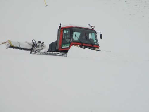 Los Puquios Ski Resort by: Eduardo Soler