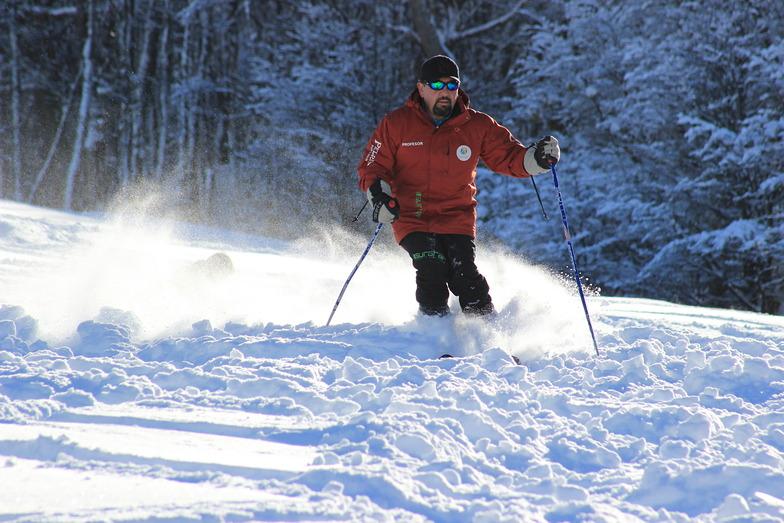 ecuela de esqui el fraile