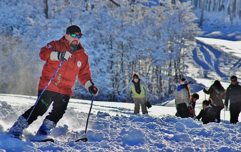 escuela de esqui el fraile