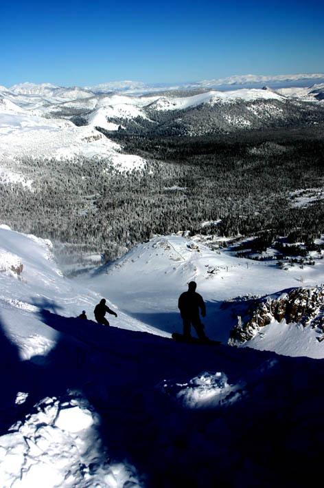 Mammoth Mountain CA