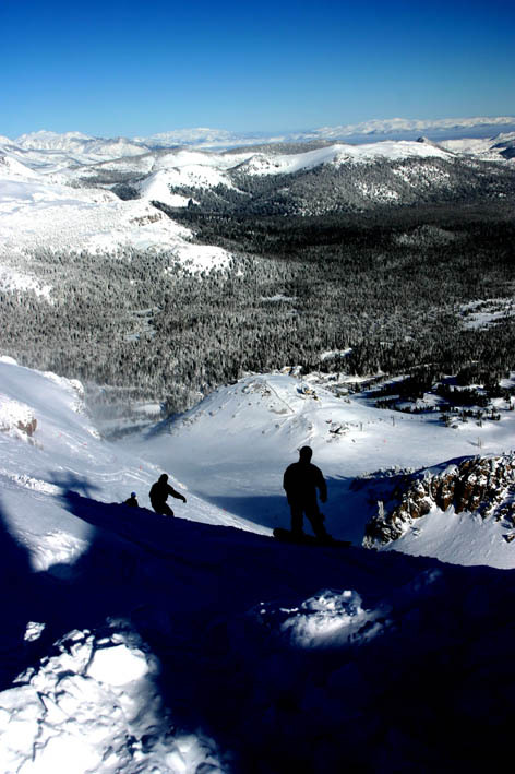 Mammoth Mountain CA